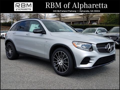 New 2018 Mercedes-Benz GLC AMG® GLC 43