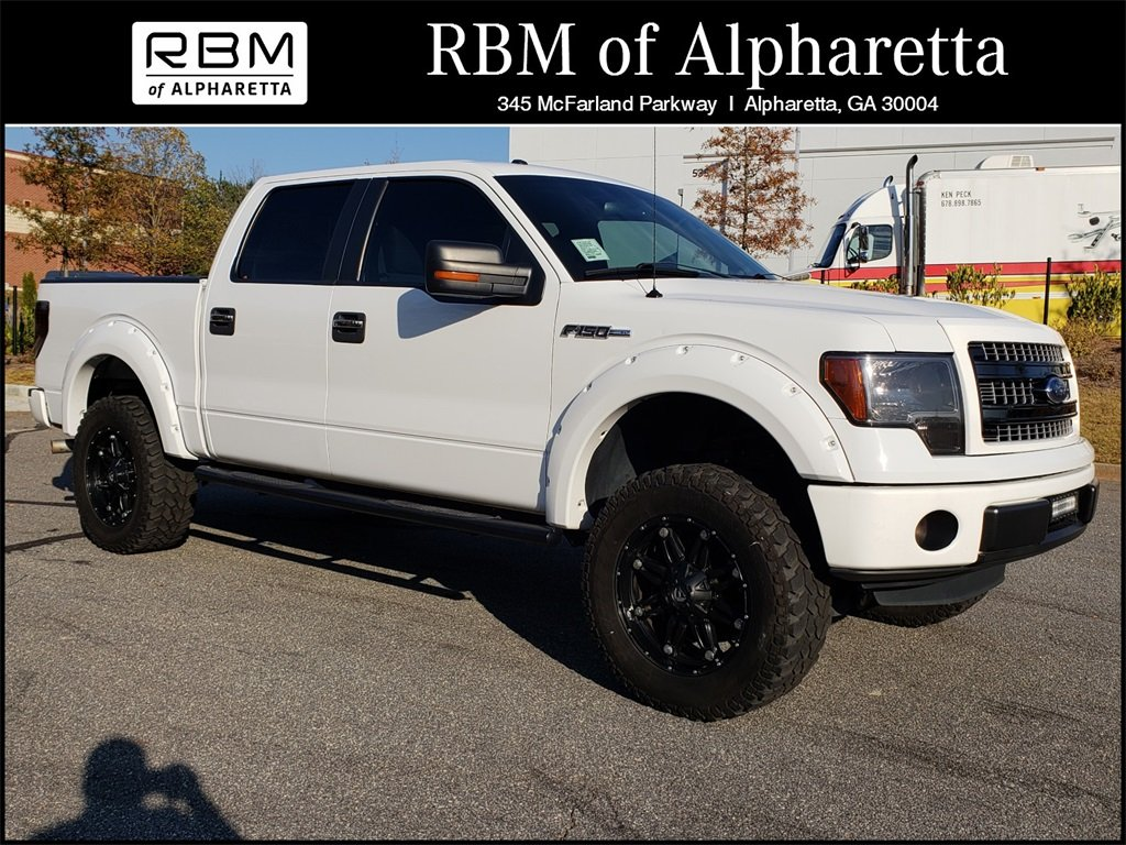 Pre owned 2013 ford f 150