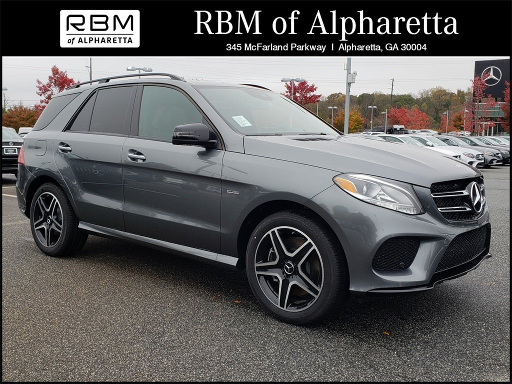 New 2019 Mercedes Benz Amg Gle 43 Suv In Alpharetta K20374 C230 Panel Speaker On Wiring Harness For Trailer Hitch
