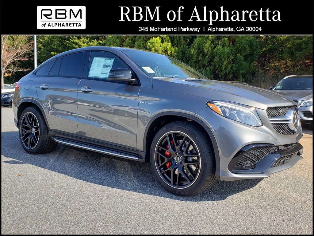 New 2019 Mercedes Benz Amg Gle 63 S Coupe Coupe In Alpharetta