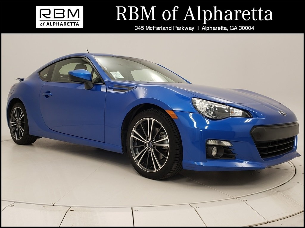 Pre-Owned 2014 Subaru BRZ Limited