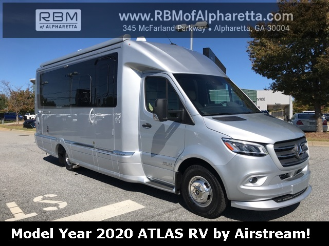 New 2020 Mercedes-Benz Sprinter Atlas - Tommy Bahama Edition