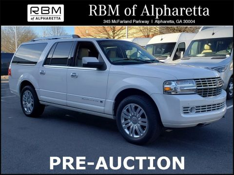 Pre-Owned 2013 Lincoln Navigator L L