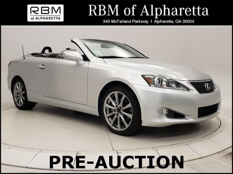 Pre-Owned 2013 Lexus IS 250C 250 C