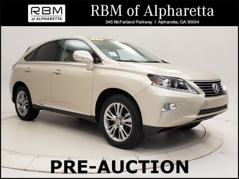 Pre-Owned 2013 Lexus RX 450h 450h