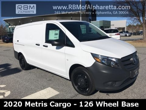 New 2020 Mercedes-Benz Metris 126 Wheel Base