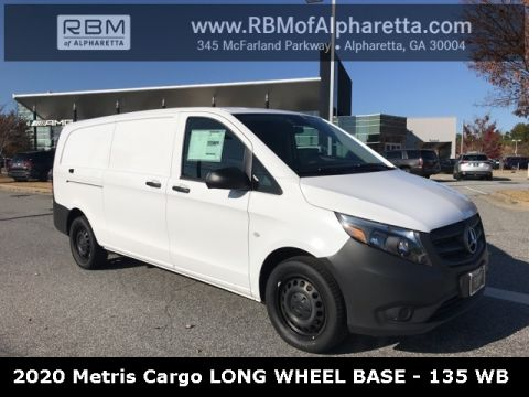 New 2020 Mercedes-Benz Metris 135 Wheel Base