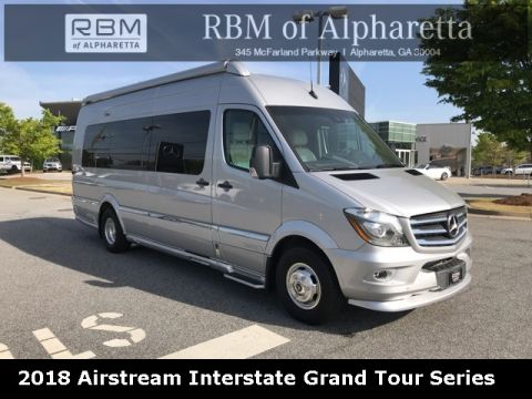 New 2018 Mercedes-Benz Airstream Interstate Grand Tour Series Airstream Interstate